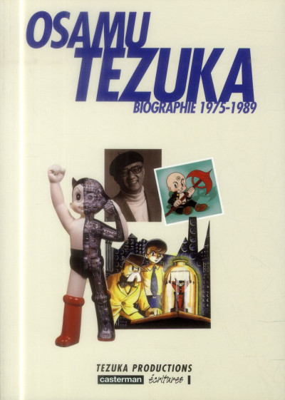 image de Osamu tezuka, biographie tome 4 - 1975-1989