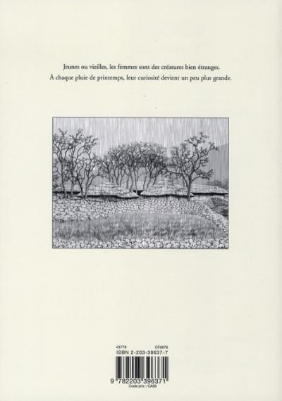 Dos Histoire couleur terre tome 1