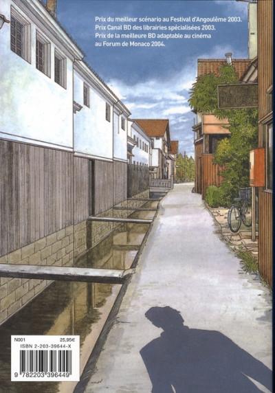 Dos Quartier lointain - intégrale