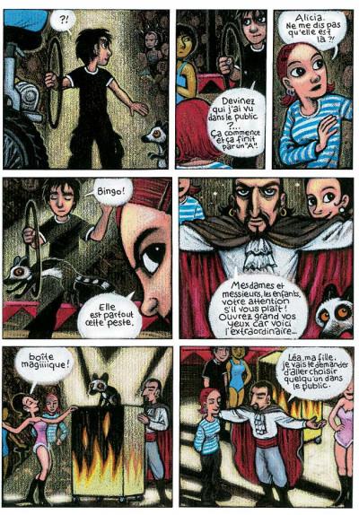 Page 2 léo et léa tome 2 - l'académie des nazes