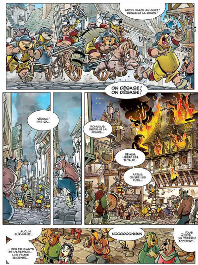 Page 1 la guilde tome 1 - astraban