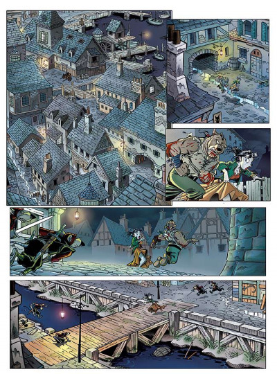 Page 2 la guilde tome 1 - astraban