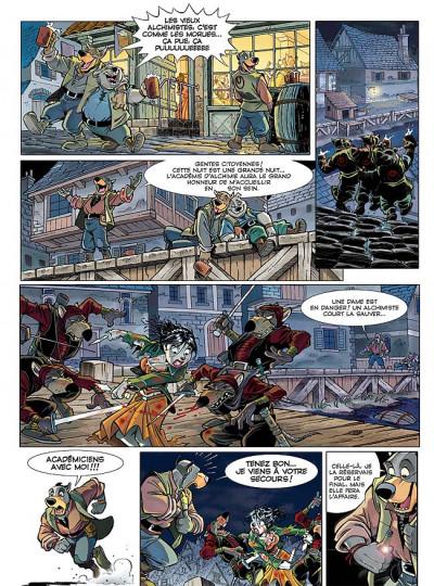 Page 3 la guilde tome 1 - astraban