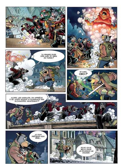 Page 4 la guilde tome 1 - astraban
