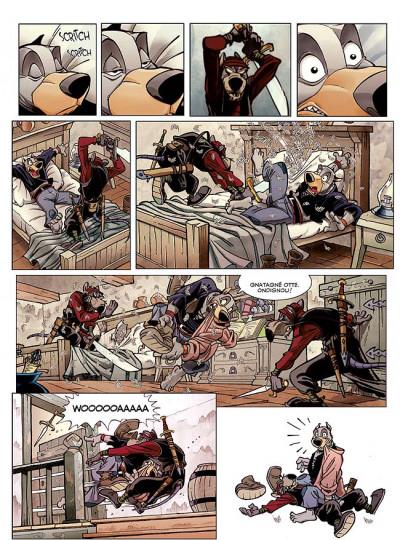 Page 5 la guilde tome 1 - astraban
