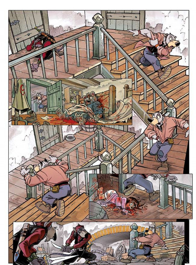 Page 6 la guilde tome 1 - astraban