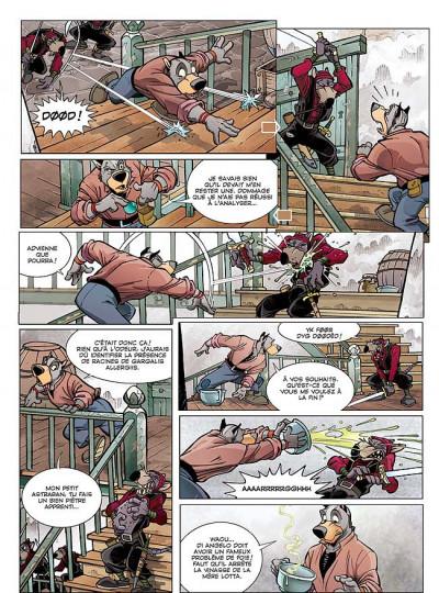 Page 7 la guilde tome 1 - astraban