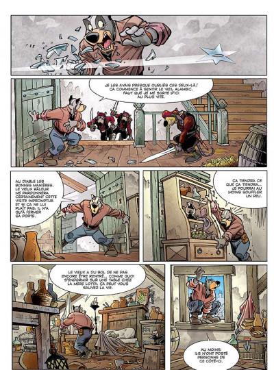 Page 8 la guilde tome 1 - astraban
