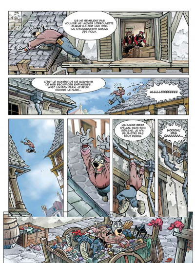 Page 9 la guilde tome 1 - astraban