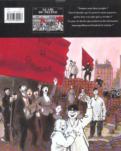 Dos Le cri du peuple tome 2 - l'espoir assassiné