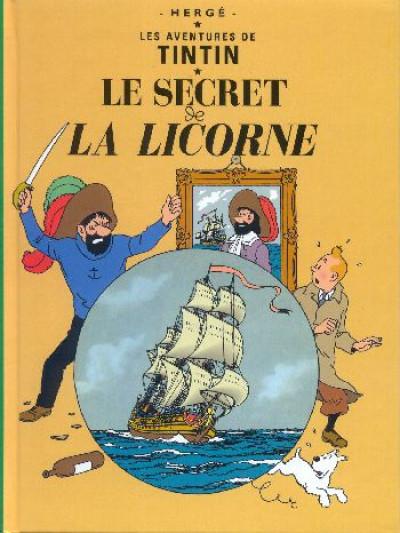 Couverture Secret licorne