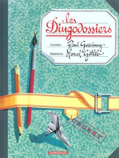 image de Les dingodossiers tome 1
