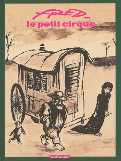 Couverture Le petit cirque