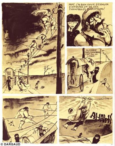 Page 1 Le petit cirque