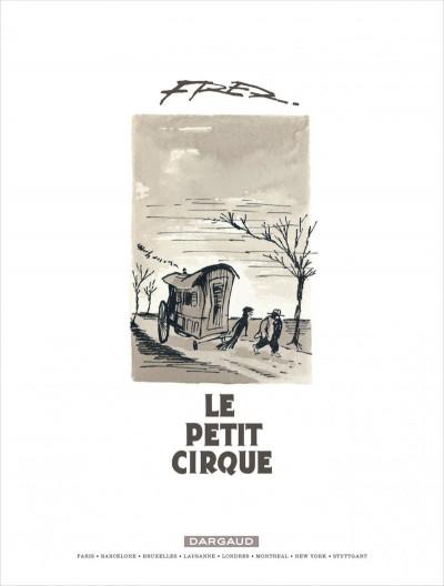 Page 3 Le petit cirque