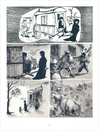 Page 5 Le petit cirque