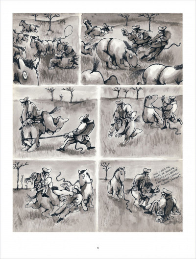 Page 6 Le petit cirque