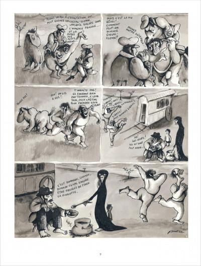 Page 7 Le petit cirque