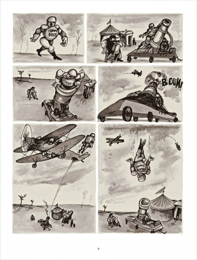 Page 8 Le petit cirque