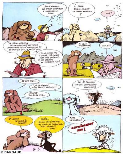Page 1 Le génie des alpages tome 1