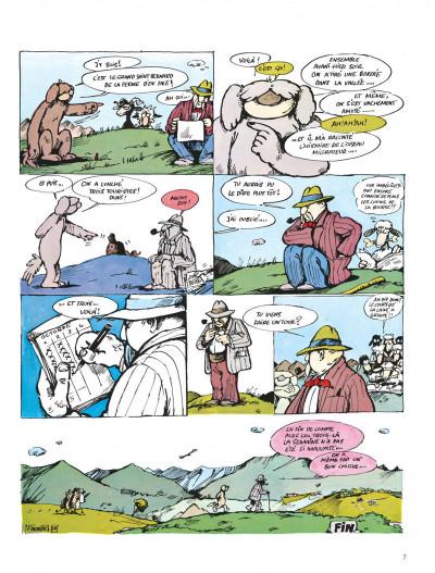 Page 7 Le génie des alpages tome 1