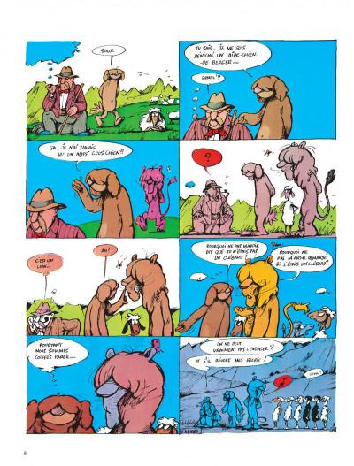 Page 8 Le génie des alpages tome 1