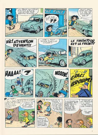 Page 1 Totoche tome 7 - Tous des sauvages (éd. 1976)