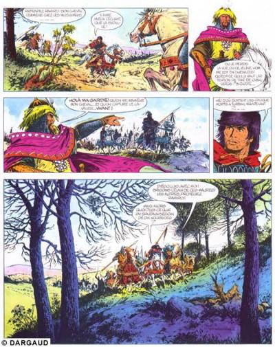 Page 1 Ramiro tome 1 - le bâtard