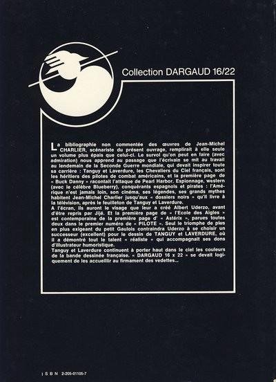 Dos Tanguy et Laverdure (16/22) tome 1 - L'école des Aigles