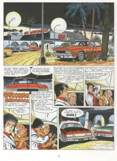 Page 1 Les casseurs tome 4 - Les casseurs contre...les casseurs