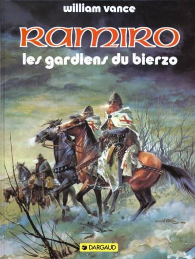 Couverture Ramiro tome 4 - les gardiens du bierzo