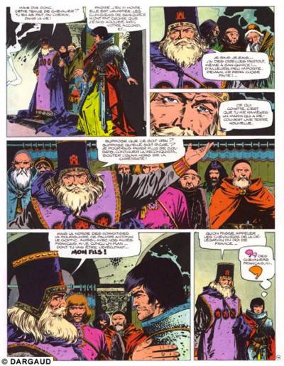 Page 1 Ramiro tome 4 - les gardiens du bierzo