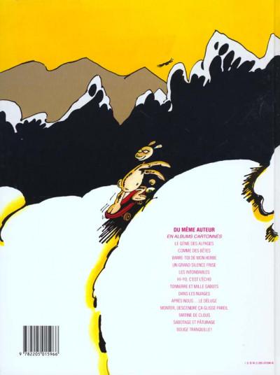 Dos Le génie des alpages tome 5