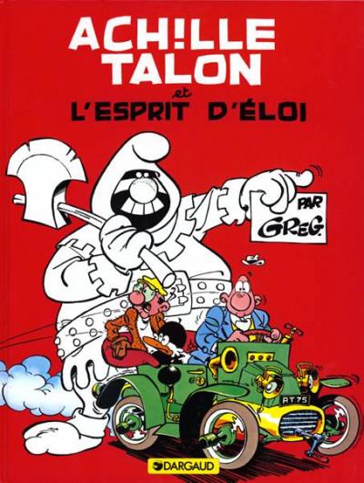 Couverture Achille Talon tome 25 - Achille Talon et l'esprit d'eloi
