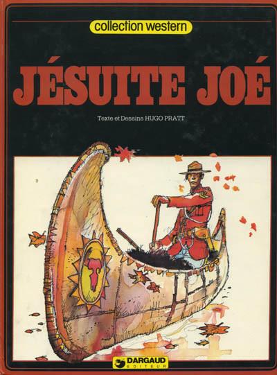 Couverture Jesuit(e) Joe tome 1