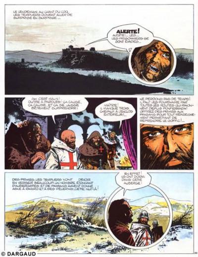 Page 1 Ramiro tome 6 - tonnerre sur la galice