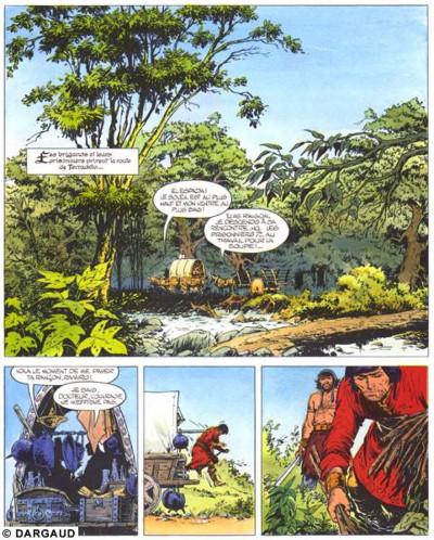 Page 1 Ramiro tome 5 - le charlatan
