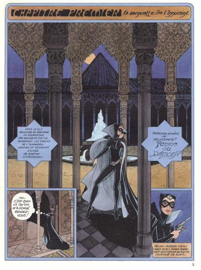 Page 1 Félina tome 2 - Les mystères de Barcelone