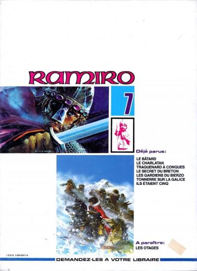 Dos Ramiro tome 7 - Ils étaient cinq