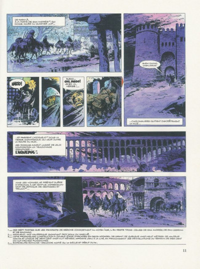 Page 2 Ramiro tome 7 - Ils étaient cinq