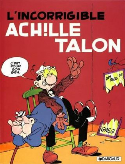Couverture Achille Talon tome 34