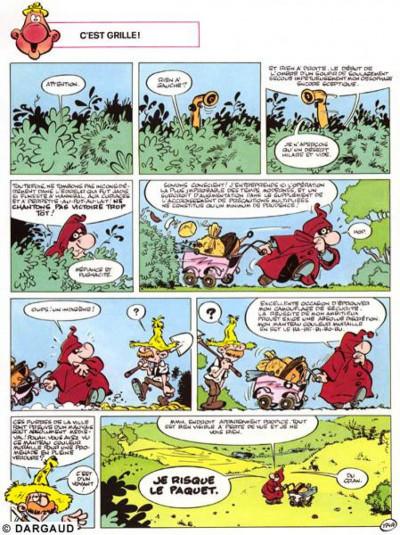 Page 1 Achille Talon tome 34