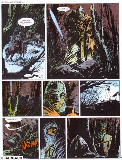 Page 1 Ramiro tome 8 - les otages