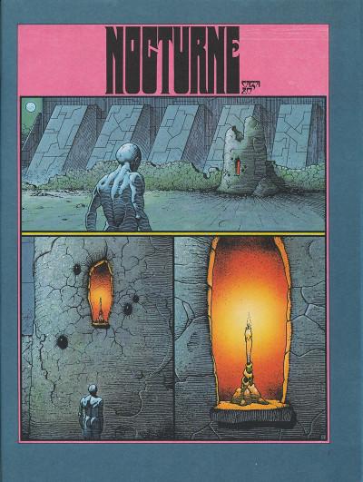 Page 1 Âge d'ombre (L') tome 2 - Les remparts de la nuit (éd. 1984)