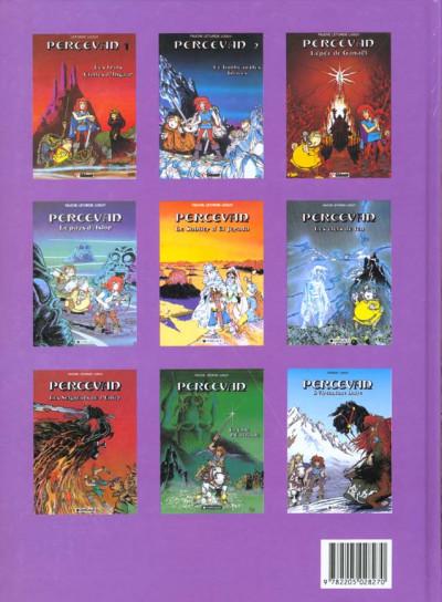 Dos Percevan tome 4 - le pays d'aslor