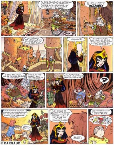 Page 1 Percevan tome 4 - le pays d'aslor