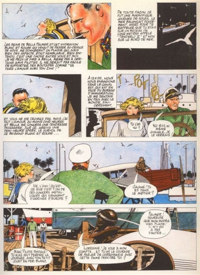Page 1 Air mail tome 2 - Dry week-end