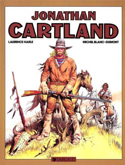 Couverture Jonathan Cartland tome 1