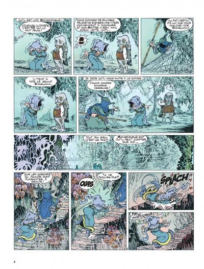 Page 4 Percevan tome 6 - les clefs de feu