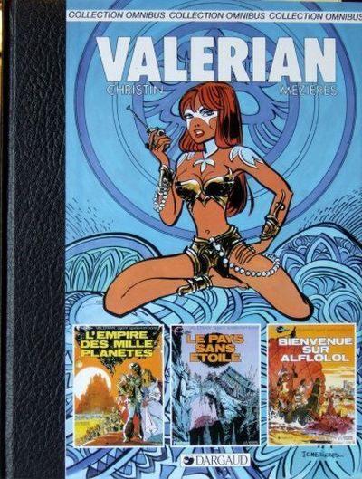 Couverture Valérian - intégrale tome 2